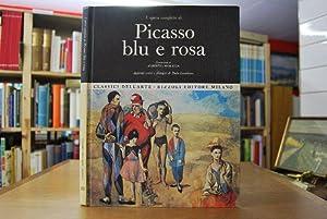 L`opera completa di Picasso blu e rosa.: Moravia, Alberto und