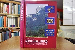 Michlhallberg. Die Ausgrabungen in der römischen Siedlung 1997 - 1999 und die Untersuchungen an der...