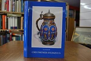 Creussener Steinzeug. Bibliothek für Kunst- und Antiquitätenfreunde: Kröll, Joachim: