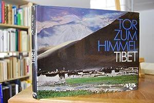 Tibet. Tor zum Himmel. [Aus d. Engl.: Poncar, Jaroslav [Ill.]