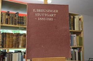 1881 - 1911. Vom Klein- zum Grossbetrieb! 30 Jahre ununterbrochene Entwicklung in der ...