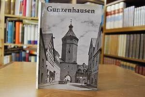 Gunzenhausen. Das Lebensbild einer fränkischen Kleinstadt.: Lux, Wilhelm: