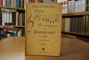 Die Pfennig-Sonate. Eine Tollstoifelei.: Mehring, Sigmar: