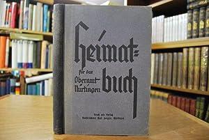 Heimatbuch für das Oberamt Nürtingen.: Vosseler: