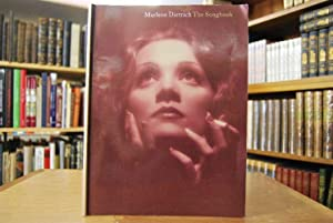 Marlene Dietrich. The Songbook.