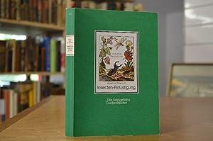 Insecten-Belustigung. Die bibliophilen Taschenbücher 27: Rösel von Rosenhof,