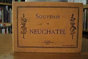 Souvenir de Neuchatel.