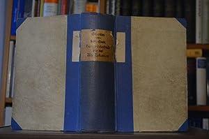 Hebräisches und Chaldäisches Handwörterbuch über das Alte Testament. Neu bearbeitet von F. Mühlau ...