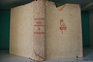 Sankt Bonifatius. Gedenkgabe zum Zwölfhundertsten Todestag. 754-1954.