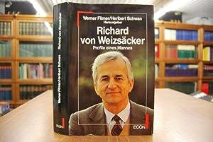 Richard von Weizsäcker. Profile eines Mannes.: Filmer, Werner (Hrsg.) und Heribert (Hrsg.) Schwan: