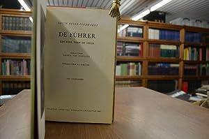 De Führer. Een Boek voor de Jeugd. Ingeleid door Baldur von Schirach. Vertaald door M.J.Schlüter.: ...