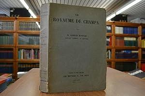 Le Royaume de Champa.: Maspero, Georges: