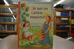 Ich hab ein Gärtlein wunderfein. Verlagsnummer 1271