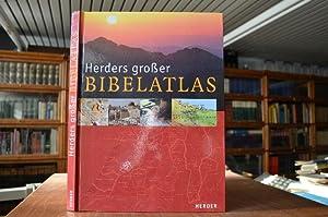 Herders grosser Bibel-Atlas.: Pritchard, James Bennett