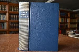 Oeuvres Historiques.: Voltaire: