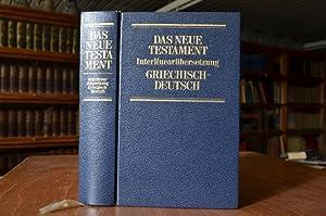 interlinearübersetzung griechisch