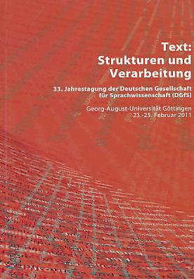 grammatische strukturen - ZVAB