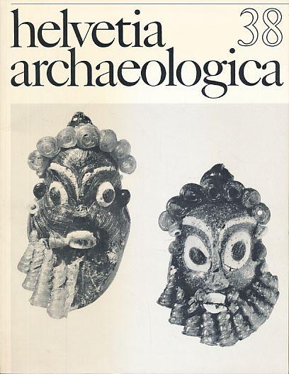 helvetia archaeologica 10/1979-38. Archäologie in der Schweiz.: Degen, Rudolf (Hg.):
