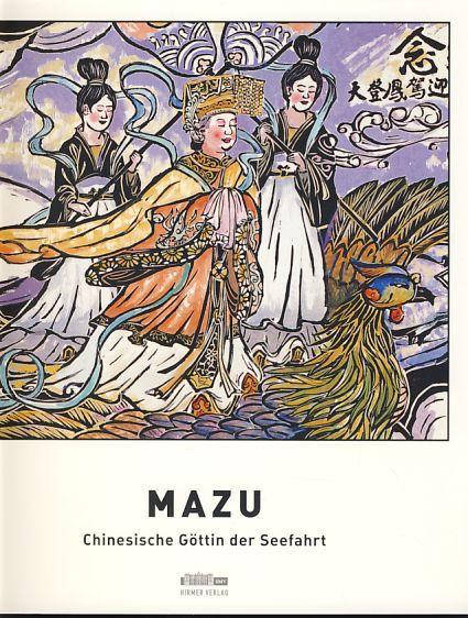 Mazu - chinesische Göttin der Seefahrt. Dargestellt: Müller, Claudius und