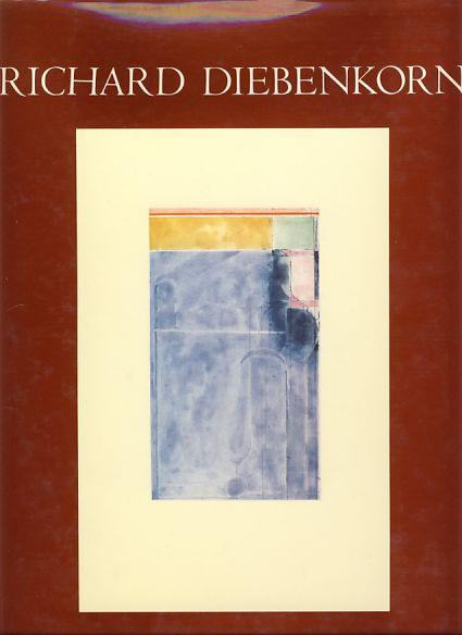 richard diebenkorn etchings dry signed