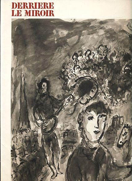 Derriere le miroir von marc chagall zvab for Chagall derriere le miroir