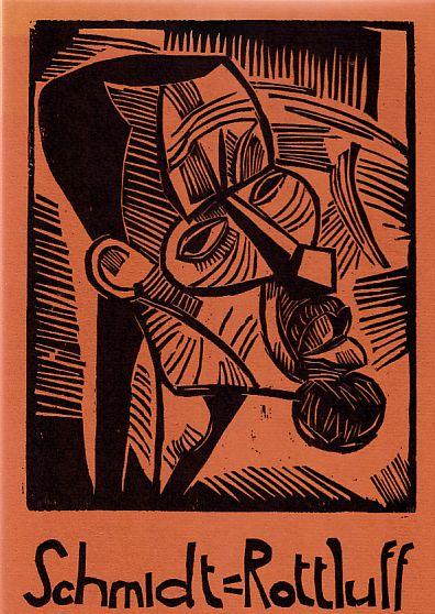 Karl Schmidt-Rottluff zum Einhundertsten Geburtstag. Holzschnitte Lithographien Radierungen. Gedächtnisausstellung 1. Dez. 1984 - 2. April 1985; Galerie Nierendorf Berlin.