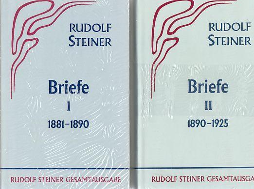 2 BÄNDE) Briefe. Band I: 1881-1890. Band: Steiner, Rudolf: