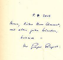 Lübeck. Ein literarisches Porträt. - Gumpert, Gregor und Ewald Tucai (Hrsg.)