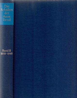 Die Schriften der Anna Freud; Bd. 2., 1939 - 1945.