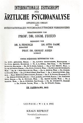 In Der Schule Bei Freud Zvab