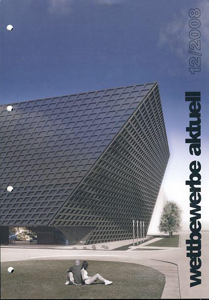 Wettbewerbe Aktuell Fachzeitschrift Von Hoffmann Kuhnt Zvab