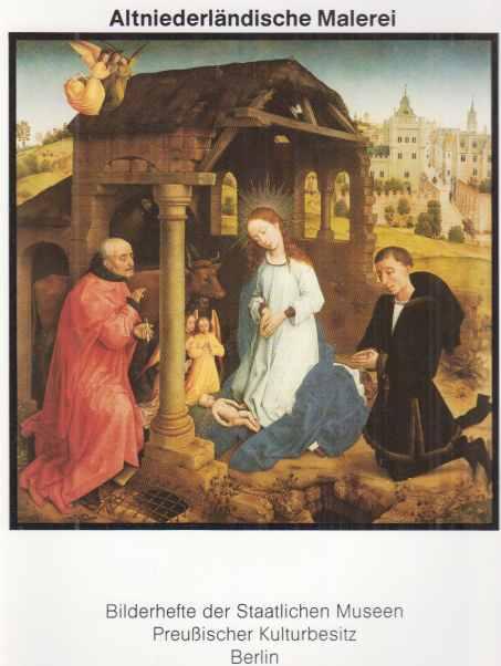 Altniederländische Malerei und Französische Malerei d. 15.: Arndt, Karl: