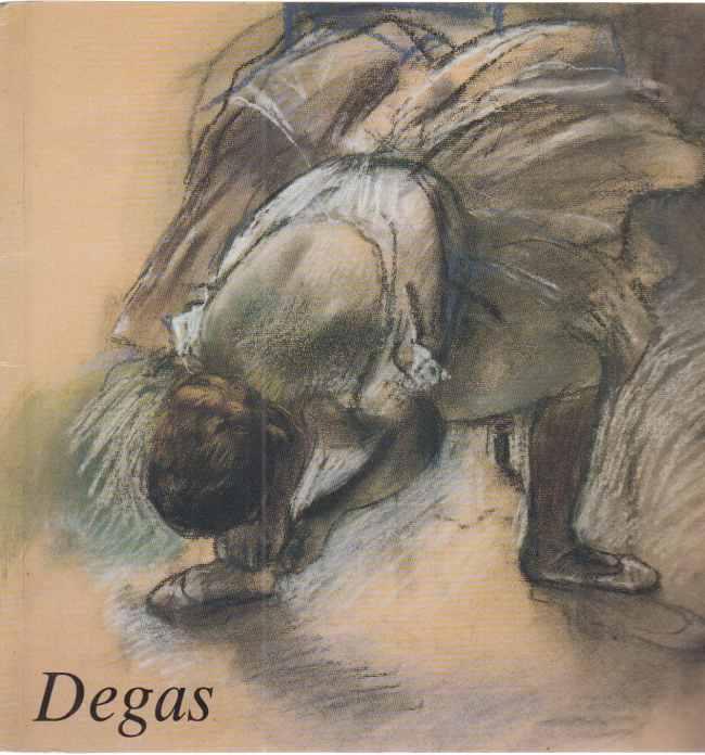 Paintings, Pastels and Drawings by Edgar Degas.: Degas, Edgar: