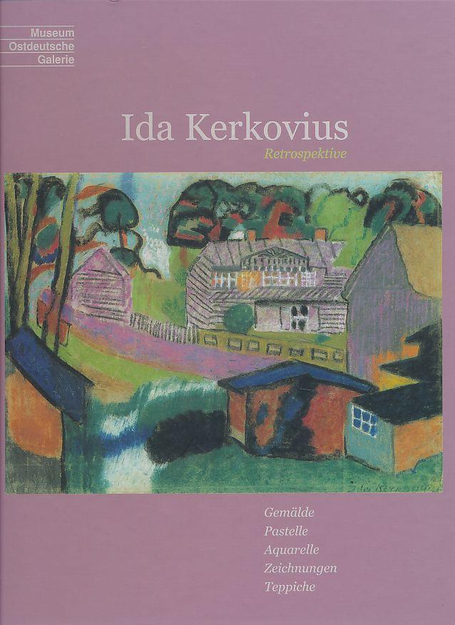 Ida Kerkovius (1879-1970): Gemälde, Pastelle, Aquarelle, Zeichnungen, Teppiche. Retrospektive