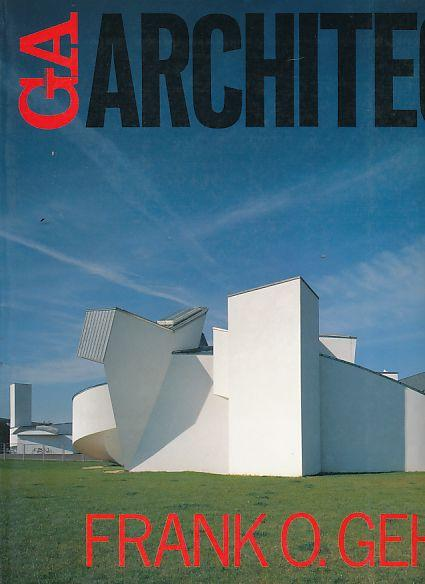 Frank O. Gehry. Edited by Yukio Futagawa. GA (Global Architecture) Architect 10.