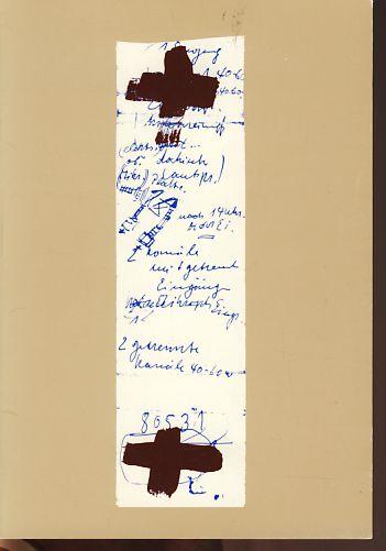Joseph Beuys - Braunkreuz. Westfälisches Landesmuseum für: Beuys, Joseph: