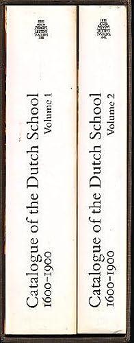 The Dutch School 1600-1900. 2 volumes. Revised: McLaren, Neil: