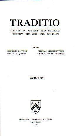 Magni Aurelii Cassiodori Senatoris Liber de Anima.: Halporn, James W.: