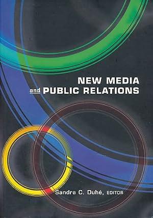 New media and public relations.: Duhé, Sandra C.
