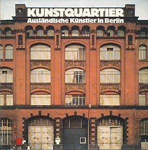 Kunstquartier. Ehemalige AEG-Fabrik Ackerstraße, 14. Mai bis: Heidrich, Hanspeter und