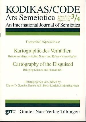 Kartographie des Verhüllten. Brückenschläge zwischen Natur- und: Genske, Dieter D.,