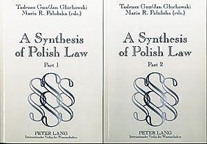 A Synthesis of Polish Law. Part 1: Guz, Tadeusz, Jan