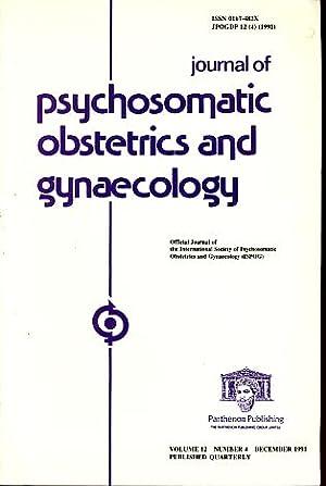 Journal of Psychosomatic Obstetrics and Gynaecology. Volume: Hall, Eylard V.