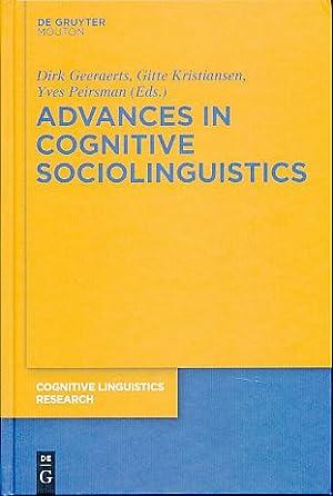 Advances in cognitive sociolinguistics. Cognitive linguistics research: Geeraerts, Dirk:
