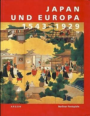 Japan und Europa 1543 - 1929. Eine: Croissant, Doris und