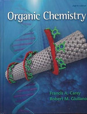 Organic chemistry.: Carey, Francis A.