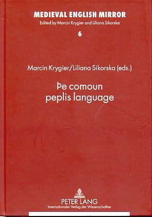 The comoun peplis language. Assistants to the: Krygier, Marcin und
