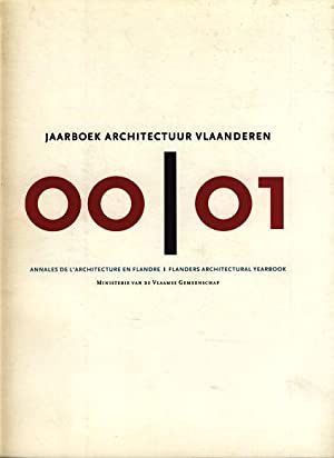 Jaarboek architectuur vlaanderen 00 - 01.: Verlinden, Jan (Hg.):