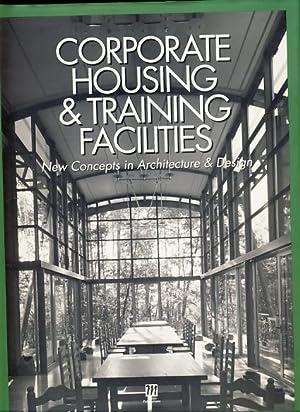 Corporate housing & training facilities.: Mizuya, Hiroyuki (Ed.):