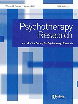 Psychotherapy Research. Journal of the Society for: Hill, Clara E.